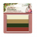 Crafters Companion Sara Signature Traditional Christmas Collection - Mixed Ribbon Pack